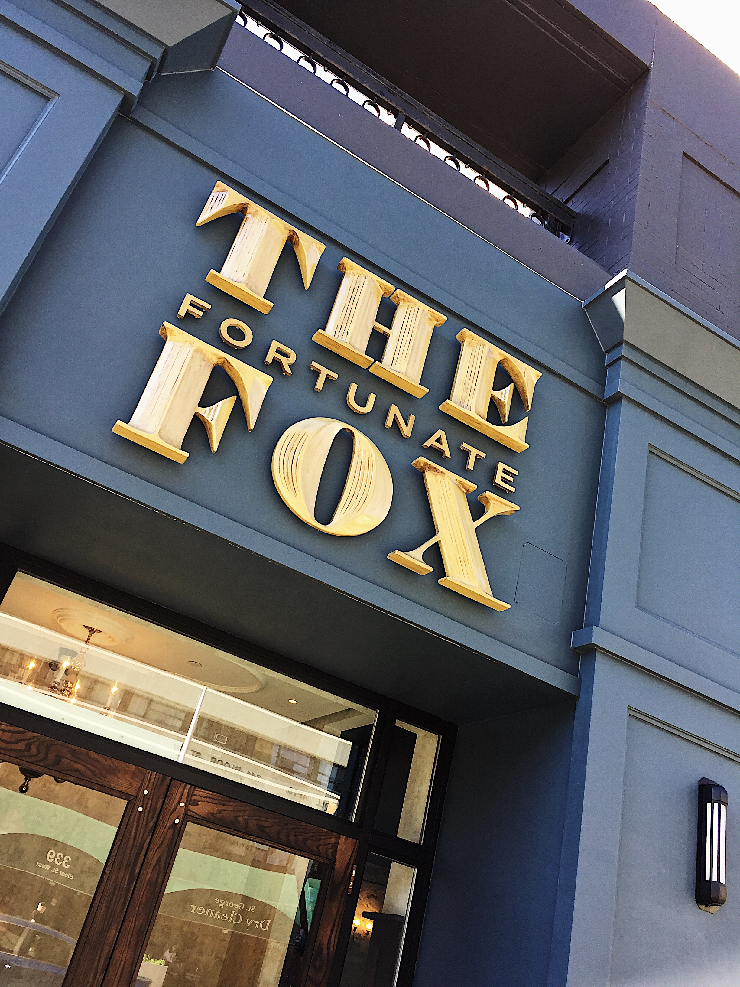 Quick Stop @ The Fortunate Fox